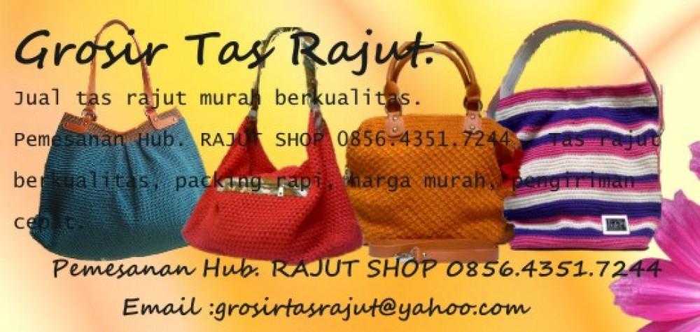 GROSIR Tas Rajut – Jual Tas Rajut MURAH – Hub   0856.4351.7244 ... 1d2da40dae