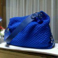 Name : Beyond blue Harga: IDR 285.000,- Uk : 40cm x 30cm x 14cm